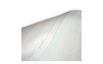 Triple-layered mattress protector IBIZA